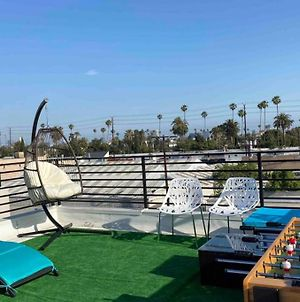 3Bd/3Ba Modern Hollywood Townhouse With Private Rooftop photos Exterior