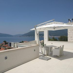 Luxury Penthouse Sea View Pool Ivy House Tivat photos Exterior