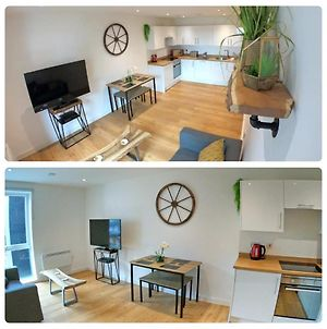 Perfect Apartment Near Manchester City Centre & Manchester Piccadilly Train Station photos Exterior