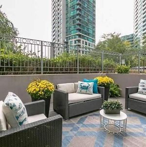 Luxury Suite With Private Patio In Downtown Toronto photos Exterior