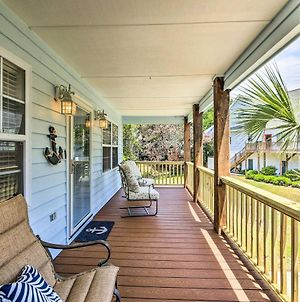 Bright Home With Patio And Yard, Walk To Beach! photos Exterior