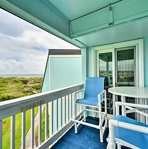 Chic Condo With Balcony And Pool - Walk To Beach! photos Exterior