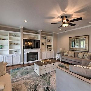 Canalfront Granbury Home With Furnished Patio! photos Exterior