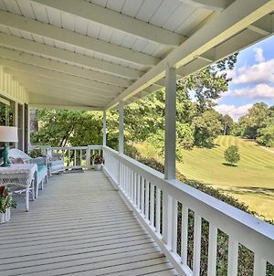 Charming Franklin Cottage With Golf Course View photos Exterior