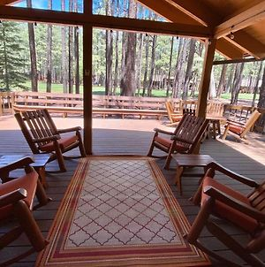 Gorgeous Pinetop Golf Cabin With Deck And Grill! photos Exterior