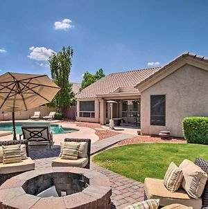 Upscale Scottsdale House Private Yard And Pool photos Exterior