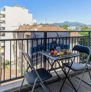 Charming Studio With Balcony And Beautiful Mountain View In Nice - Welkeys photos Exterior