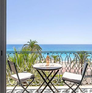 Charming Studio With Balcony And Sea View In Nice - Welkeys photos Exterior