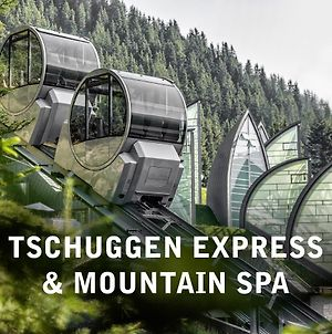 Tschuggen Grand Hotel - The Leading Hotels Of The World photos Exterior