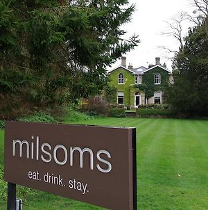 Milsoms photos Exterior