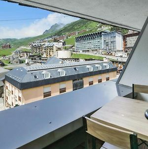 Superb Flat With Balcony And Mountain View In La Mongie - Welkeys photos Exterior