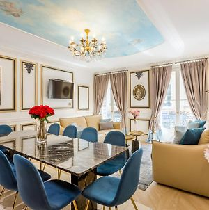 Luxury 4 Bedroom 2.5 Bathroom Apartment - Champs Elysees - With Ac photos Exterior