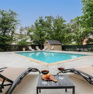 Luxury Haus Near Main St With Pool And Fire Pit photos Exterior