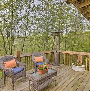 Resort Cabin With Fire Pit Golf, Hike, And Play! photos Exterior