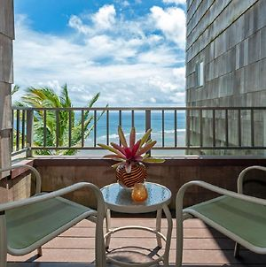 Sealodge G8-Oceanfront Views And Top Floor Privacy, Pool, Near Secluded Beach. photos Exterior