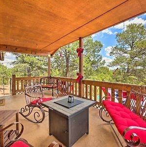 High Country Hideaway With Fire Pits And Grill! photos Exterior