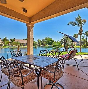 Lakefront Chandler Home With Furnished Patio! photos Exterior