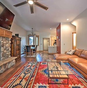 Family-Friendly Townhome With Hot Tub Access! photos Exterior