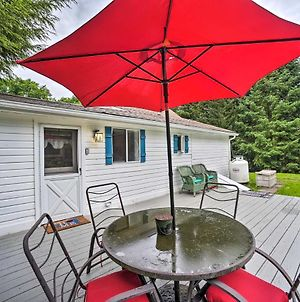 Milford Cottage On Half Acre With Deck And Grill! photos Exterior