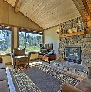 Updated Cabin With Fire Pit 5 Mi To Boat And Ski photos Exterior