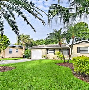 St Pete Oasis With Pool - Snowbirds Welcome! photos Exterior
