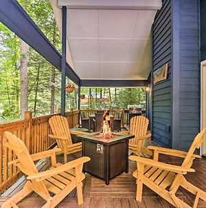 Smoky Mtn Retreat With Games, Fire Pit And Patio! photos Exterior