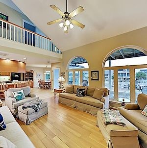 Canal-Front Home With Private Dock - Walk To Beach Home photos Exterior