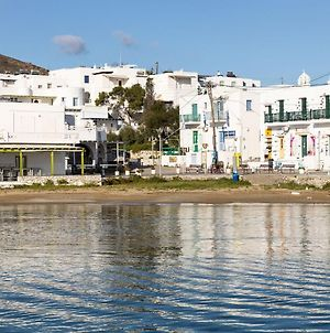 Cycladic Summer Living Right On The Bay And Beach! photos Exterior