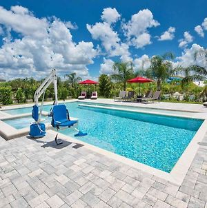 Airy 8 Bdrm Retreat With Water Park Views In Encore photos Exterior