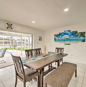 Stunning Port Charlotte Abode With Private Dock photos Exterior
