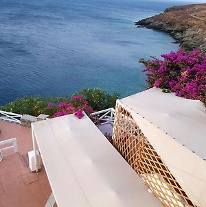 Studio In Kardiani With Wonderful Sea View Furnished Terrace And Wifi 60 M From The Beach photos Exterior
