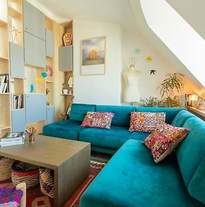 Cosy And Design Apt With View On Paris photos Exterior
