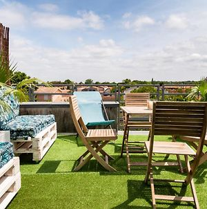 Frenchyhomes☆Rooftop☆Centreville☆Plage☆Wifi photos Exterior