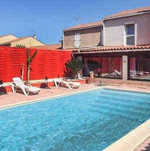 Beautiful Home In Lattes With Outdoor Swimming Pool, Wifi And 3 Bedrooms photos Exterior