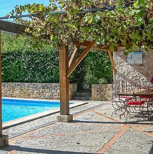 Stunning Home In Monsegur With Outdoor Swimming Pool, Sauna And 7 Bedrooms photos Exterior