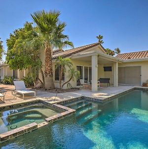 Luxe Desert Retreat With Private Outdoor Oasis! photos Exterior