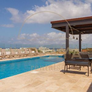 1Br Apt In Number 1 Location Ipana 3 Rooftop Pools Gym And Rooftop Bar With Ocean View Water Purifier photos Exterior