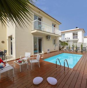 You And Your Family Will Love This 5 Star Villa With Private Pool, Protaras Villa 1458 photos Exterior