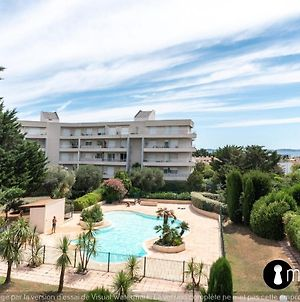 Air-Conditioned Apartment With Swimming Pool And Tennis photos Exterior