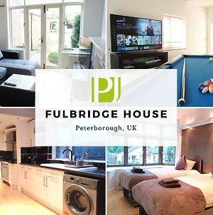 Fulbridge House By Parker Jones - 4 Bedroom House With A Fun Room photos Exterior