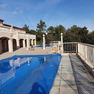 Plush Villa In Le Cannet-Des-Maures With Private Pool photos Exterior