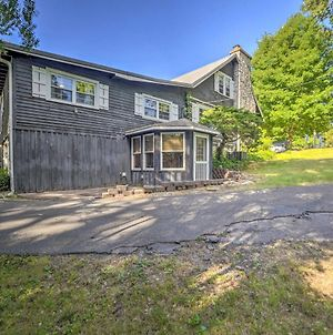 Rustic Retreat With Porch, Walk To Boat Ramp! photos Exterior