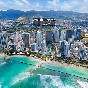 Beautiful 34Th Floor With Mountain Views - 1 Block From Beach - Parking Incl photos Exterior
