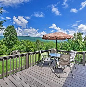 Charming Chickamauga Cottage With Mtn Views! photos Exterior