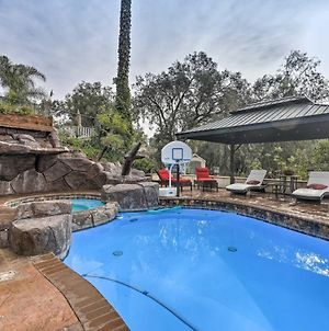 Chic Whittier Oasis Private Pool, Grill And Hot Tub photos Exterior