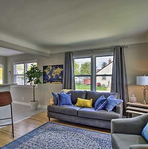 Mpls Duplex With Wifi And Kitchen 5 Mi To Dtwn! photos Exterior