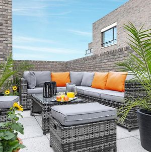 Luxnomads Lavish Choice! Large Penthouse With Terrace And Skyline View photos Exterior