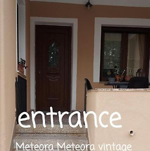 Meteora Vintage Traditional House Free Parking And Ertflix photos Exterior