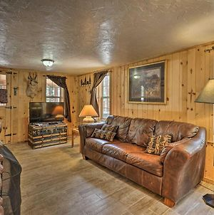 Evergreen Cabin Less Than 5 Miles To Monument Lake! photos Exterior