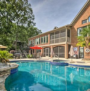 Luxe Lakefront Apartment Shared Pool And Dock photos Exterior